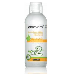 Succo Puro d'Aloe + Enertonici 1 litro - tonico depurativo