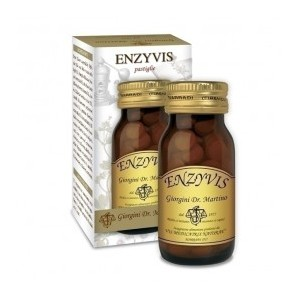 Enzyvis 100 pastiglie - digestione