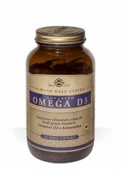 Advanced Omega D3 120 perle softgel