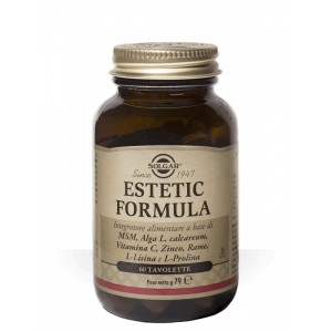 Estetic Formula 60 tavolette