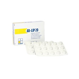 Ar Lip 20 integratore 30 compresse