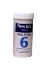 New Era 6 Kalium Phosphoricum (Fosfato di potassio) granuli orosolubili