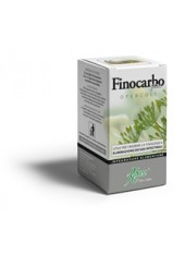 Finocarbo plus 50 opercoli - eliminazione gas intestinale