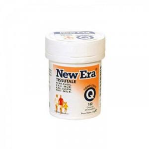 New era sale tissutale complesso Q - 240 granuli orosolubili - raffreddore,catarro e tosse