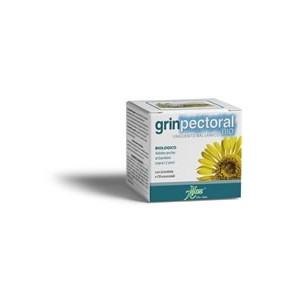 Grinpectoral Bio unguento balsamico - cosmetico biologico vasetto da 30g