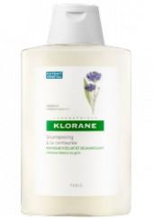 Klorane shampoo alla centaurea 200ml - ravviva i riflessi argentati , capelli bianchi o grigi