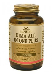 Solgar Dima All in One Plus - 100 tavolette