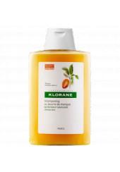 Klorane shampoo Burro di Mango 200 ml - nutrimento e morbidezza, capelli secchi