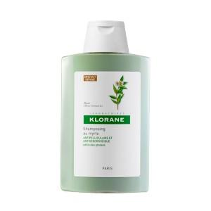 Klorane shampoo al Mirto 200 ml - antiforfora ed antiseborrea, forfora grassa